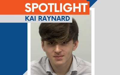 Employee Spotlight: Kai Raynard